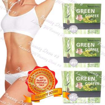 Japan Nature Herbs Green Coffee 20g x 10s (Set of 3)