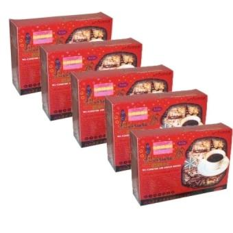 Leisure 18 Slimming Coffee set of 5 Price Philippines