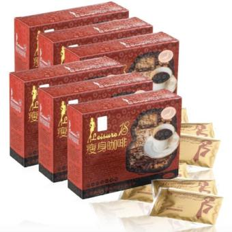 Leisure 18 Slimming Coffee set of 6 Price Philippines