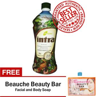 Lifestyles Intra 23 Herbal Juice with FREE Beauche Beauty Bar