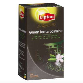Lipton green tea with jasmine 25 Tea Bags 50g