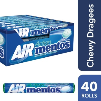 Mentos Air Action Roll
