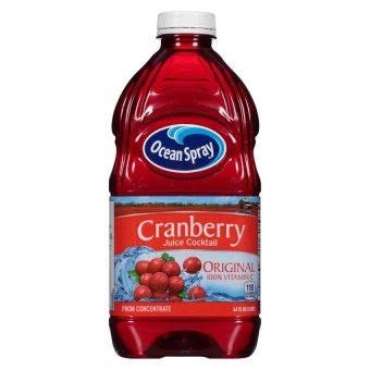 Ocean Spray Cranberry Juice Cocktail Original 64oz Price Philippines