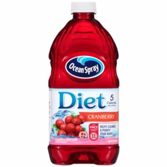Ocean Spray Diet Cranberry Juice Drink 1.89L Price Philippines