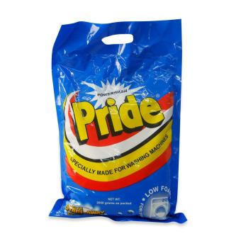 Pride power wash powder 2000g 310074 1'S W32