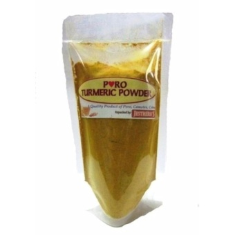 Puro Turmeric in Pouch 200grams_001 Price Philippines