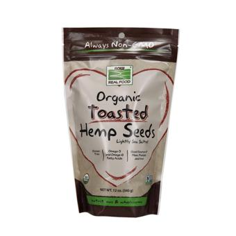 Toasted Hemp Seeds (Vegan/Vegetarian)