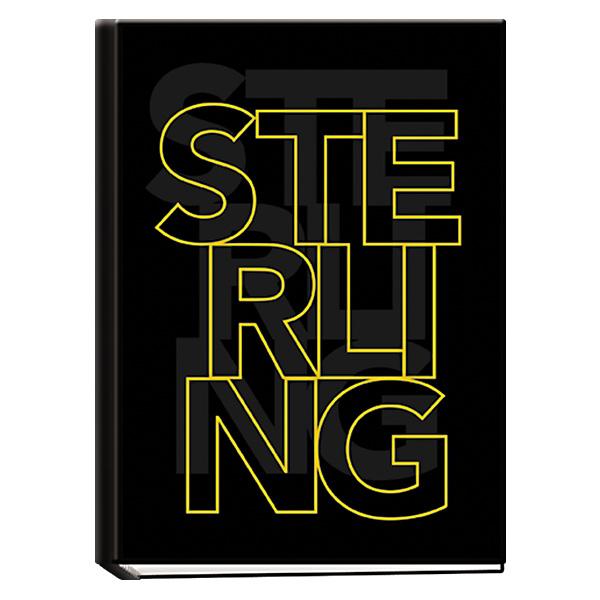 Image of Sterling Fonts Clip Binder