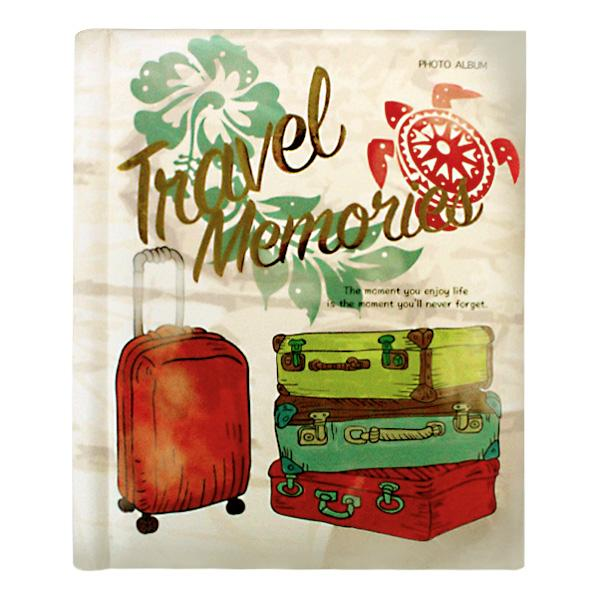 Image of Acefree Travel Memories Sterling Photo Album