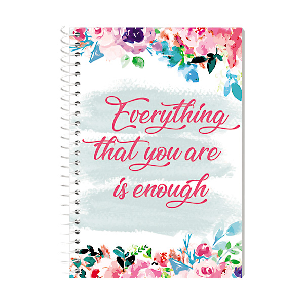 Image of Sterling Memo Notebook FQuotes 4'' x 6'' Set of 5