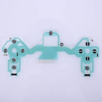 0 shipping fee Ribbon Circuit Board Conductive Film for PS4 Controllers Gamepad Joystick - intl