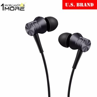 1MORE E1009 Piston Fit In-Ear Earphone Earbud Headset with Microphone (Gray)