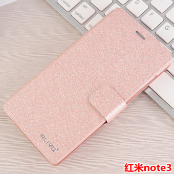 3 S/note3 Redmi flip-style leather cover phone case