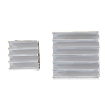30 pcs Aluminum Heatsink - intl Price Philippines