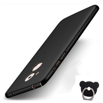 360 PC Fashion sample phone case for Huawei Y5 II/Black+Bear ring -intl