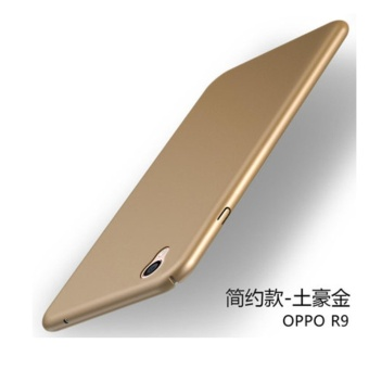 360 ultra-thin matte PC hard Cover Case For Oppo F1 Plus(R9(Royalgold) - intl