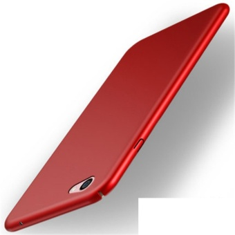 360 ultra-thin matte PC hard Cover Case For Oppo F3 Plus(Red - intl