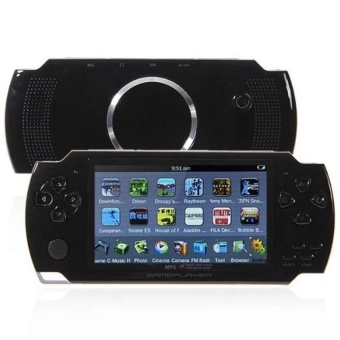 4.3-Inch MP5 PSP Game Camera Video E-book Music Built-in a 8GBMemory Card and 3000 Video Games - intl