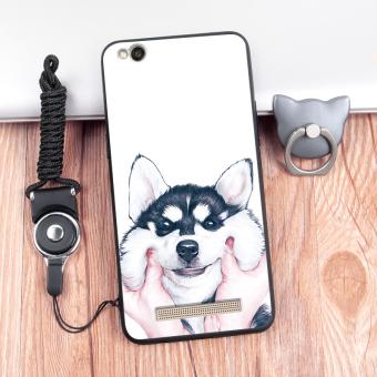 4A XIAOMI Redmi high with phone case