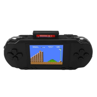 5 Keys PXP 3 Handheld 16 Bit Game Console Game 150 Games For Kids Children Gift - intl Price Philippines