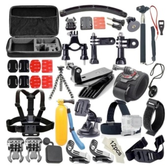 50in1 Action Camera Accessories Kit for GoPro