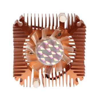 55mm Cooler Cooling Fan for CPU VGA Video Card Bronze MiniProfessional