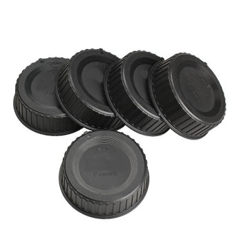 5pcs Rear Lens Cap Cover for All Nikon AF AF-S DSLR SLR Camera LF-4Lens
