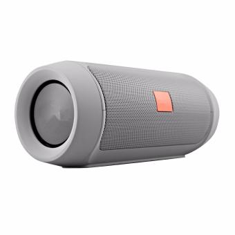 A-K Subwoofer Portable Bluetooth Speaker jbl -02 (Silver) Price Philippines