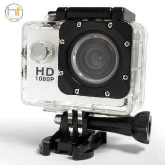 A7 Ultimate Sports Action Cam Under Water Extreme (White)