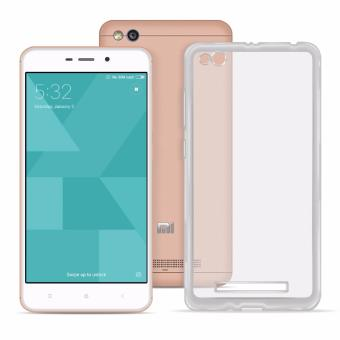 Ace Soft TPU Jelly Case v.1 for Redmi 4A (SilverClear)