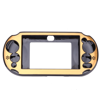 Aluminum Skin Case Cover Shell for Sony PS Vita 2000(Golden) - Intl