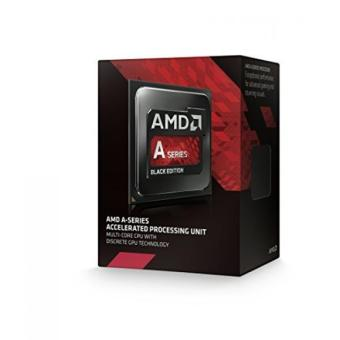 AMD Black Edition A10-Series APU Processor with Radeon R7 Graphics (A10-7860K-AD786KYBJCSBX)