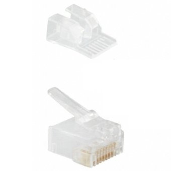 AMP Tyco RJ45 Connector Set of 100 Price Philippines
