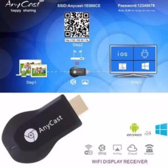 AnyCast Miracast 1080P Wifi HDMI Display Dongle Receiver DLNA TVAirplay Price Philippines