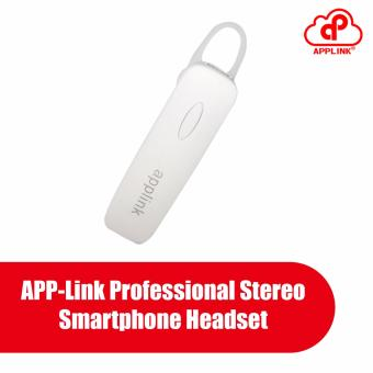 APP-Link Professional Stereo Smartphone Headset (white) #APT-003