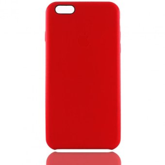 Apple Essentials Leather Coated Case for iPhone 6/ 6s (Red)