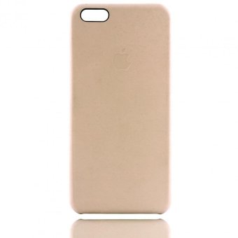 Apple Essentials Leather Coated Case for iPhone 6 Plus/ 6s Plus(Beige)