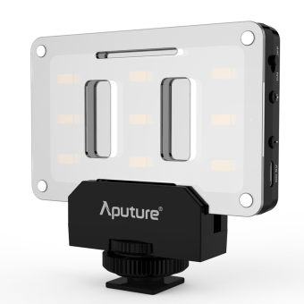 Aputure AL-M9 Portable LED Video Fill Light - Black - intl