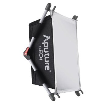 Aputure EZ BOX Portable Photography Studio Diffuser Cloth Softbox Kit with Carrying Bag for Amaran AL-528 and HR-672 S/ W/ C LED Video Light