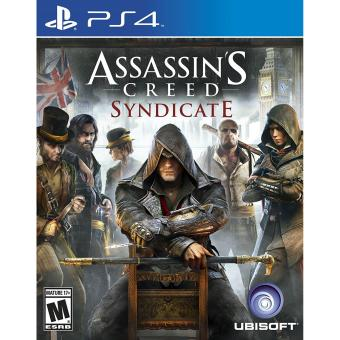 ASSASSINS CREED SYNDICATE PS4 GAME R3,R1 MINT CONDITION