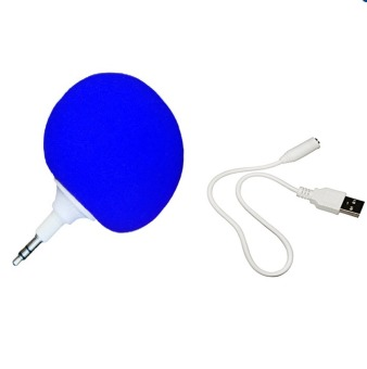 Audio Jack Speaker (Blue) Price Philippines