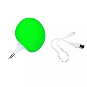 Audio Jack Speaker (Green) Price Philippines