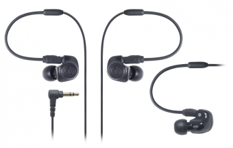 Audio-Technica ATH-IM50 Headphones Black - intl Price Philippines