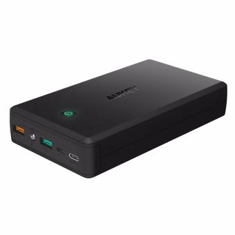 Aukey PB-Y3 30000mah USB C PowerAll Bank with Quick Charge 3.0