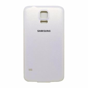 Back Cover Replacement For Samsung Galaxy S5 (White)