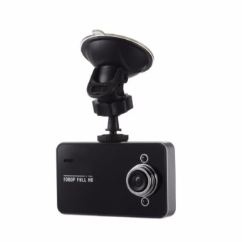 B&D Portable 2.7-Inch LCD Full HD 1080P Car Vehicle DVR VideoCamera Recorder (Black)