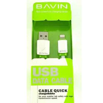 Bavin Data Cable Quick Charger for Apple iPhone Price Philippines
