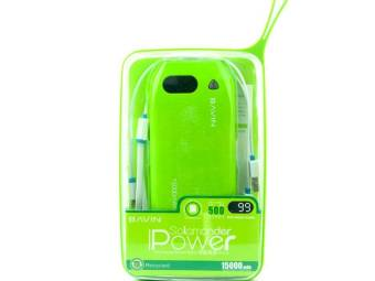 BAVIN Salamander 15000mAh Power Bank (Green)