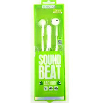 Bavin Sound Beat Earphones