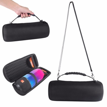 Black Hard EVA Carry Storage Case for JBL Pulse 3 Wireless Bluetooth Speaker - intl